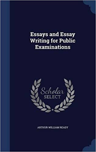 Business Law Essay Questions Essays And Essay Writing For Public Examinations Arthur William Ready   Amazoncom Books High School Dropout Essay also Is A Research Paper An Essay Essays And Essay Writing For Public Examinations Arthur William  Essay Topics High School