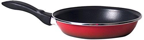 Magefesa Rosso Sartén, Acero, Rojo, 15 cm
