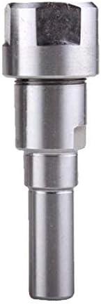 perfk 1/2インインシャンクビットルーターコレットエクステンションロッド彫刻機エクステンションロッド - 12.7mm