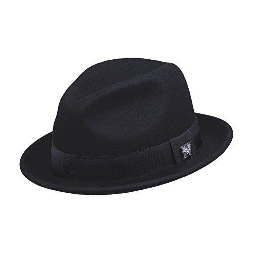 new-peter-grimm-classic-wool-felt-patrick-fedora-black