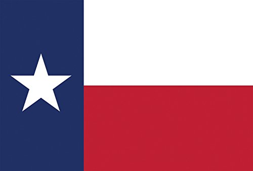Toland Home Garden Texas State Flag 12.5 x 18 Inch Decorativ