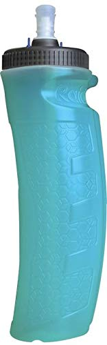 RaidLight Unisex R-Go Bottle Drink-Tube 600Ml, Blue, 600 ml