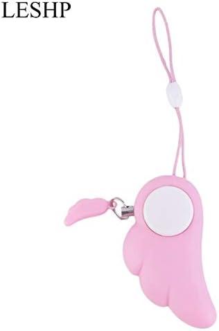 deYukiko Cute Angel Wing Personal Safety Anti Rape Attack Alarm Panic Protection Tool