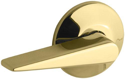KOHLER K-9470-L-PB Cimarron Blade Style Left Hand Trip Lever