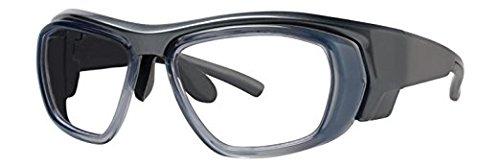 Wolverine W035 Grey Eyeglasses Size52-12-115.00