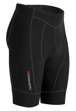 Louis Garneau Men's Fit Sensor Shorts Black XX-Large