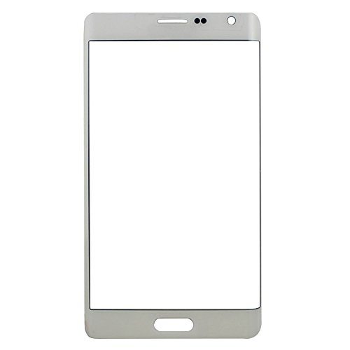 LUVSS New Sceen Glass [LCD Digitizer not Included] Replacement for Samsung Galaxy Note Edge N9150 N915A N915T N915VZ Touch Screen Front Outer Glass Lens Panel Repair Part - Replacement Screen Edge Note