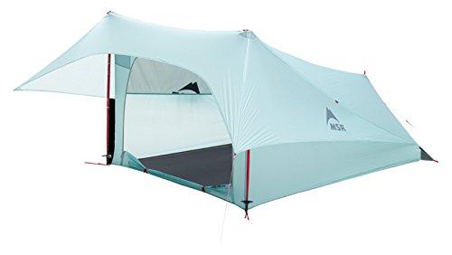 クラシカル知らせる社交的MSR テント Flylite フライライト [2人用] 【日本正規品】 トレッキングポール利用型 37200