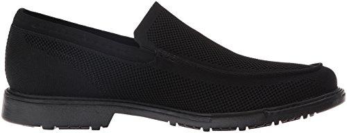 Mark Nason los angeles hombre Bayshore vestido Knit Slip-On Loafer Negro