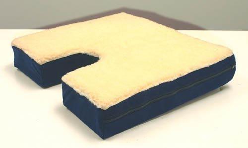 (Rose Health Care, L.L.C. (n) Coccyx Gel Seat Cushion W/ Fleece Top 18 Wx16 D X 3 by Rose Health Care, L.L.C. (n))