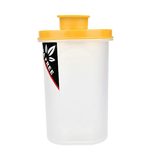 1Pcs Kitchen Oil Pot Oil & Vinegar Dispensers Bottle Pot Can Cooking Tool Oiler Honey Dispenser Bottle Kitchen Condiment Box Kitchen Tool