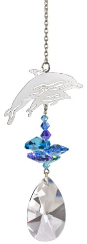 [Woodstock Dolphins Crystal Fantasy- Rainbow Maker Collection] (Dolphin Percussion)