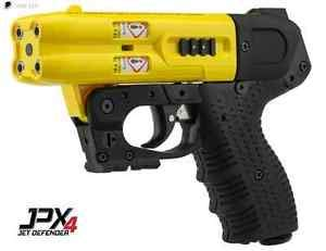 JPX Pepper Spray Gun with LED Laser, Bundle with a Holster by JPX (Image #8)