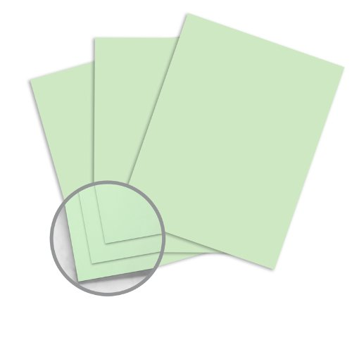 NCR Paper* Brand Superior CF Green Carbonless Paper - 8 1/2 x 11 in 20 lb Bond 500 per Ream