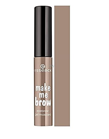 71a83aee5b3 Buy Essence Make Me Brow Eyebrow Gel Mascara # 01 Blonde by Essence Online  at Low Prices in India - Amazon.in