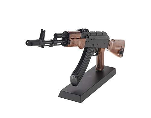 Ghost Modèle réduit d'arme factice-Maquette décorative en métal avec Support de présentation-A Collectionner : kit n°3… 3