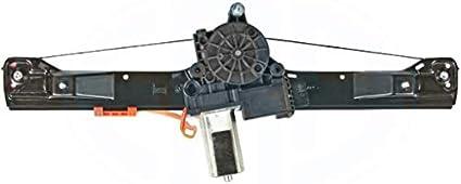 Taros 97907 Elevalunas El/éctrico Der Delantero con Motor