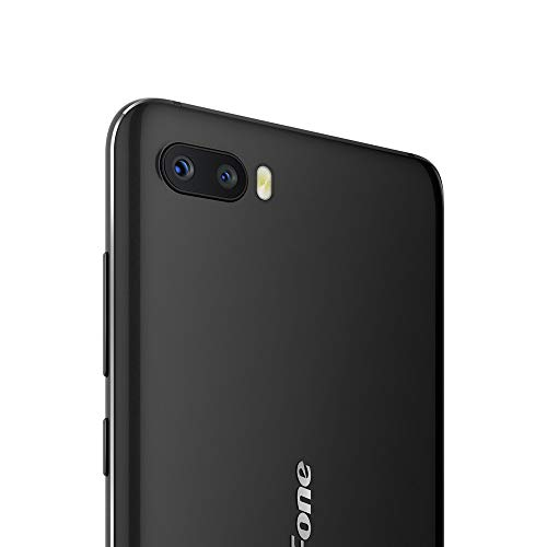Gallity Ulefone S1 4G Smartphone Pro Mobile Phone 5.5 inch 18:9 MTK6739 Quad Core 1GB RAM 16GB ROM 13MP+5MP Face Unlock Android 8.1 (Black) by Gallity (Image #5)