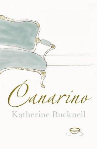 book cover of Canarino