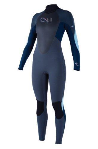 d63c7d1b7f Amazon.com   O Neill Women s Epic-2 3 2 Full Wetsuit (Black