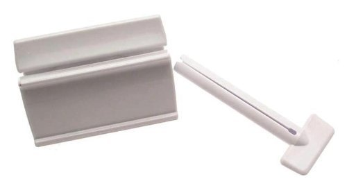 Tube squeezer with holder - keeps tube wound up - 66mm version by Iauctionshop