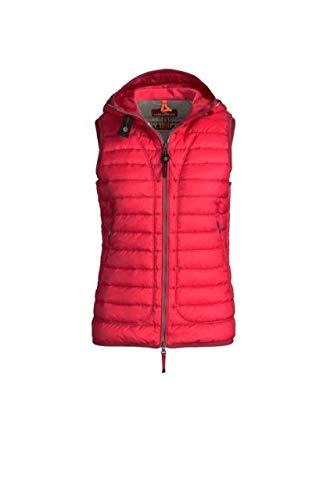 Price comparison product image Parajumpers Angela Down Vest - Women's,  Raspberry,  Small,  Angela-Raspberry-S