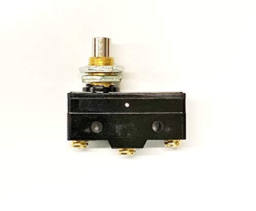 A.A Club Car Brake Light Micro Switch 3 Terminal Plunger-Style 1011439, 12374G1, 13141G1, 730, MS-011