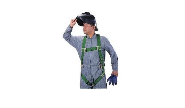 MSA Safety 10020062 THERMATEK soldador de arnés, espalda y la ...