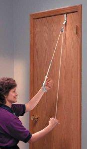 (Pul-Ez Pulley™ - Pulley with Webbing Door Strap)