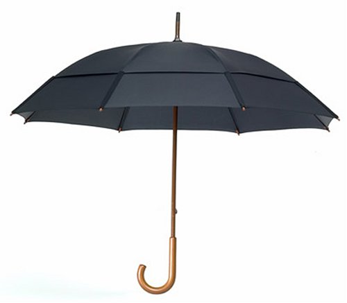 GustBuster Canopy Doorman Umbrella Black product image