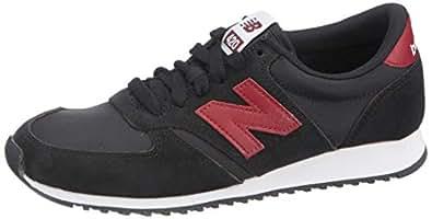 New Balance Erkek 420 Moda Ayakkabı, Siyah, 42