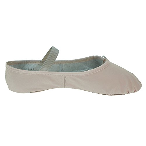 Bloch 209 Theatrical Pink Arise Leder Ballett 11.5s B Fitting