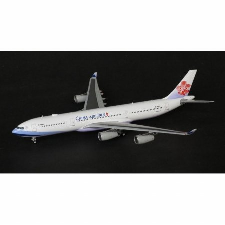 JC Wings 1-400 JC4CAL908 1-400 China A340-300 REG No.B-18801 with Antenna