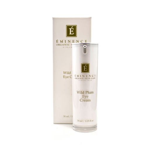 Eminence Organics Wild Plum Eye Cream 1.05 oz / 30 ml New Fresh Product by Eminence
