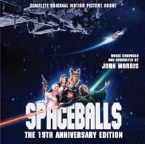 SPACEBALLS: THE 19TH ANNIVERSARY EDITION [Soundtrack]