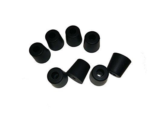 Jojo Tech FA-JYO1688 Rubber Feet Amplifier Cabinet ()
