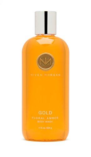 - Niven Morgan Gold Body Wash
