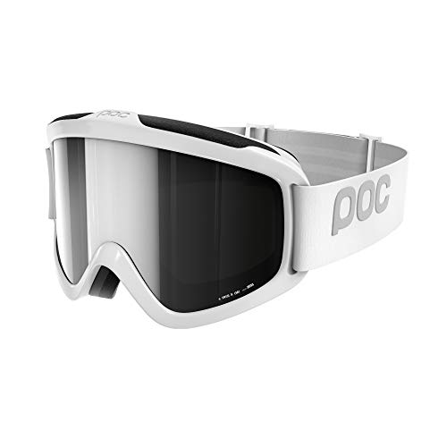POC Iris X Goggles, Hydrogen White, SML