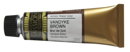 mission-gold-water-color-15ml-vandyke-brown