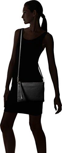 COCCINELLE Pochette - Carteras de mano Mujer Negro (Noir)