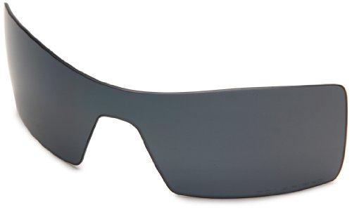 Oakley Oil Rig 16-698 Polarized Rimless Sunglasses,Multi Frame/Grey Lens,One ()
