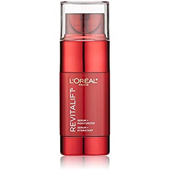 L'Oreal Paris Revitalift Triple Power Intensive Skin Revitalizer Serum + Moisturizer, 1.6 fl. oz.