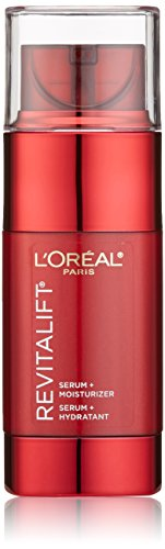 L'Oreal Paris Revitalift Triple Power Intensive Skin Revitalizer Serum + Moisturizer, 1.6 fl. oz.