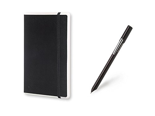 Moleskine Smart Writing Set - Note Pad and Smart Pen Writing Set