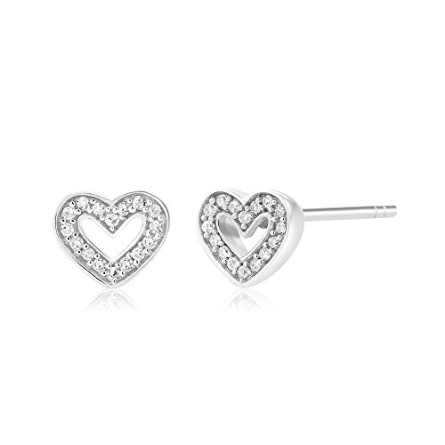 Heart Cut Diamond Solitaire Setting - 8