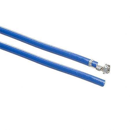 Pack of 100 6 PRE-CRIMP 3047 BLUE 0500588000-06-L1