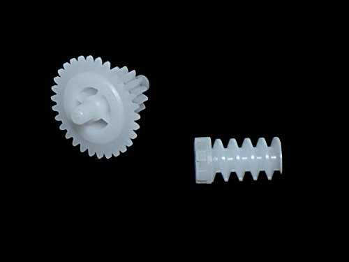 MTC Speedometer Odometer Gear Repair Kit fits 94-98 Ford Mustang | Speedo Gear Cluster 94 95 96 97 98 ()