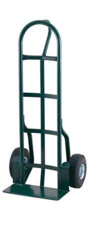 Harper Trucks 26T19 800-Pound Capacity D-Handle Dock Truck with 10-Inch Pneumatic Wheels by Harper Trucks