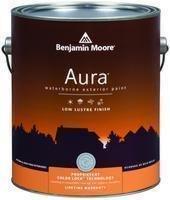 Benjamin Aura Paint Moore - Benjamin Moore Aura Waterborne Exterior Latex Paint