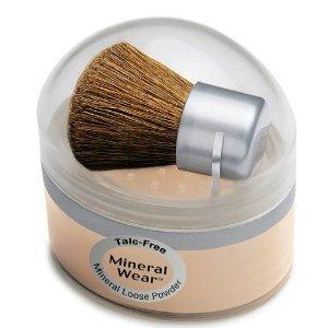 Physicians Formula Mineral Wear sans talc poudre libre, lumière translucide, 0,49 once